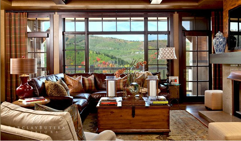 Barclay Butera Interiors Has Furnished Some Of The Most High End And  Amazing Homes In Park City, Including Several Condominiums And The Lobby At  Flagstaff ... Part 69