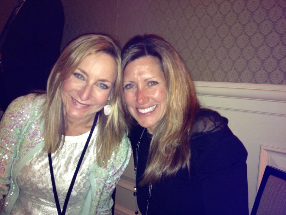 Me & Laurie Wing @ PCEF Fundraiser