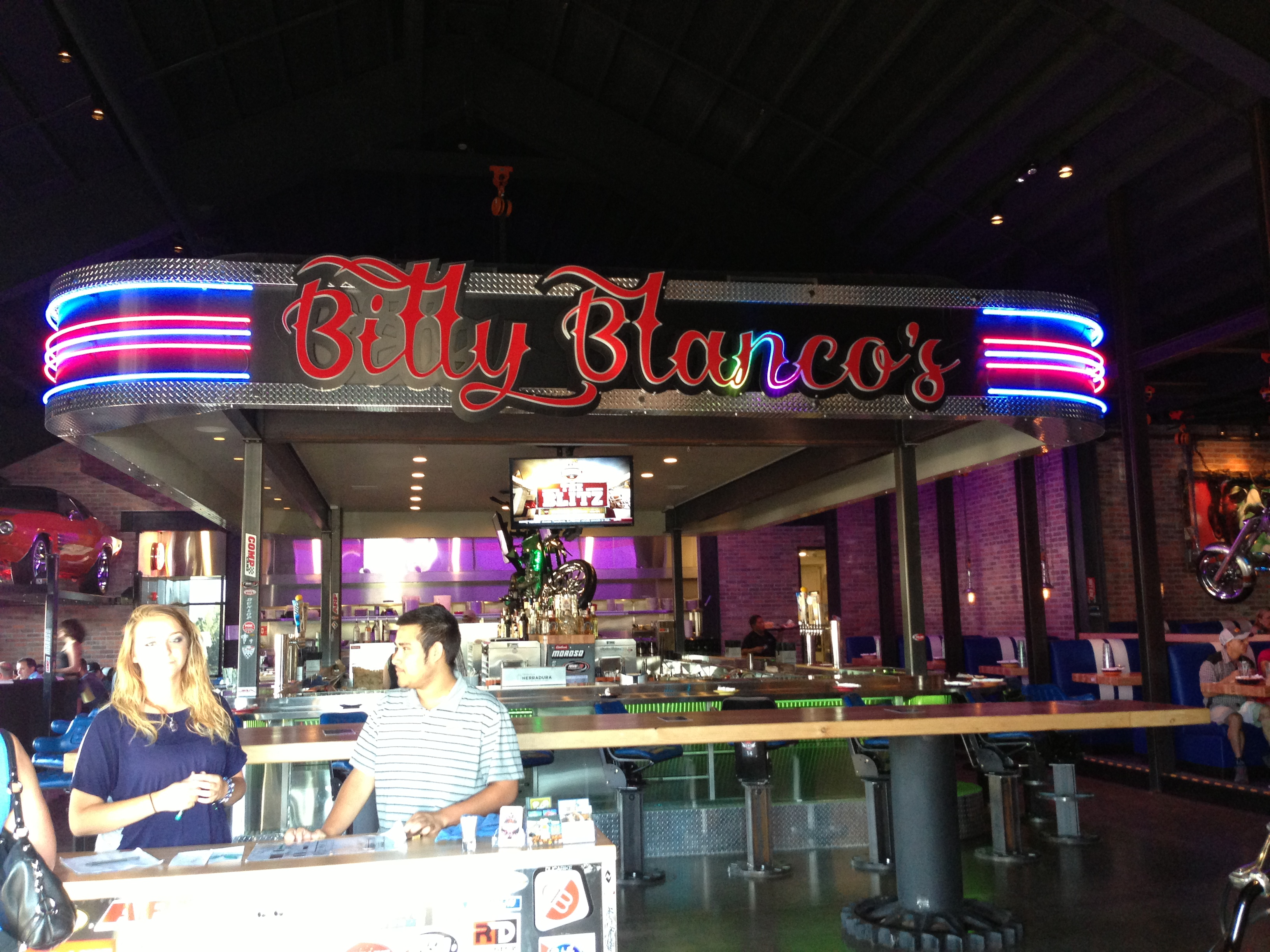 Bill White Restaurant Group Just Opened One Of The Most Fun Restaurants To Hit Park City In Years Billy Blanco S Motor Mexican Is Spanish