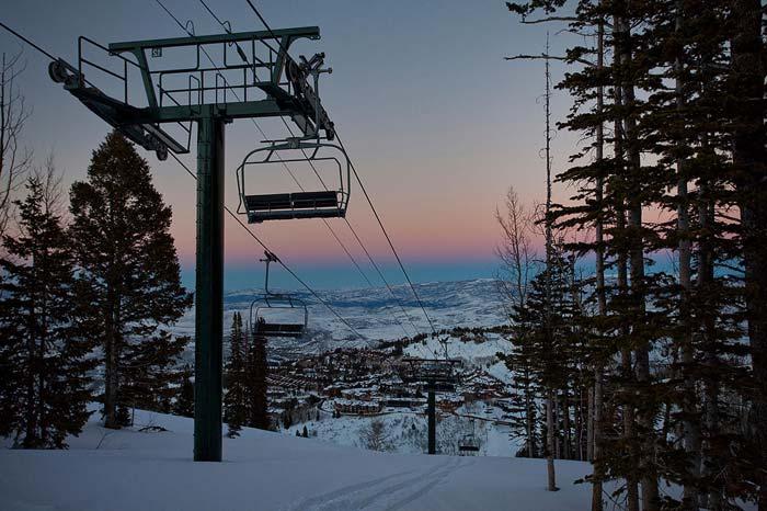 Red Cloud Ski In Ski Out