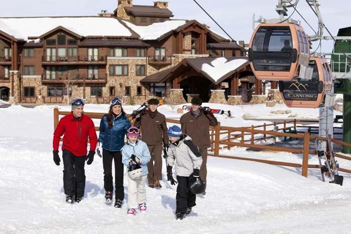 Waldorf Park City Ski In Ski Out