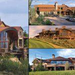 Contemporary Mountain Ranch