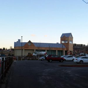 Tanger Outlet Expansion