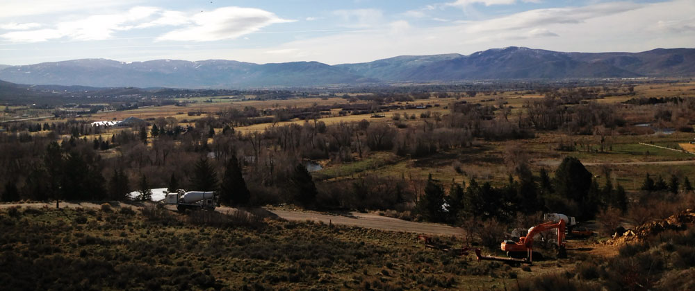 River Meadows Ranch in Midway, UT