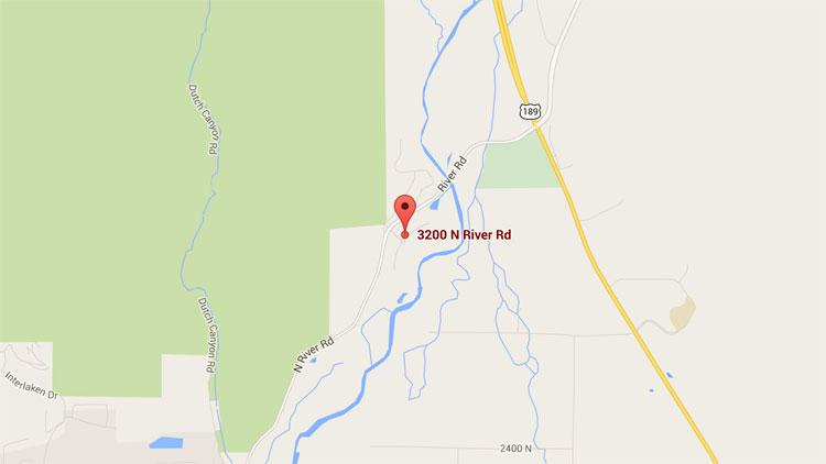 River Meadows Ranch Location