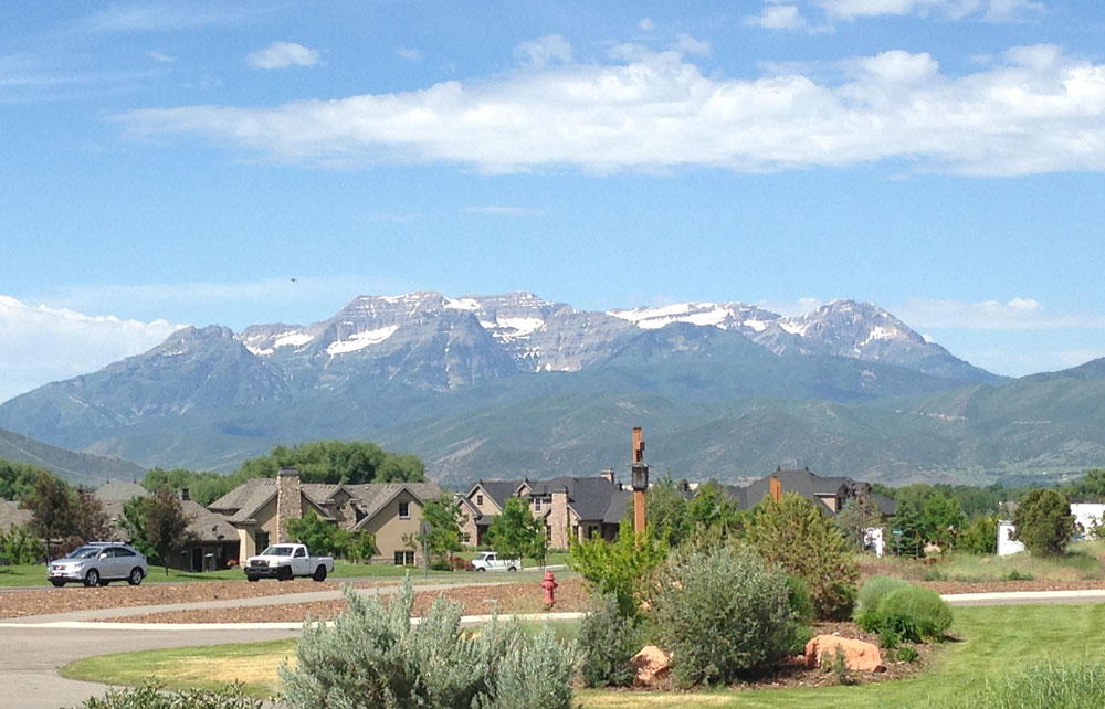Red Ledges Timp View