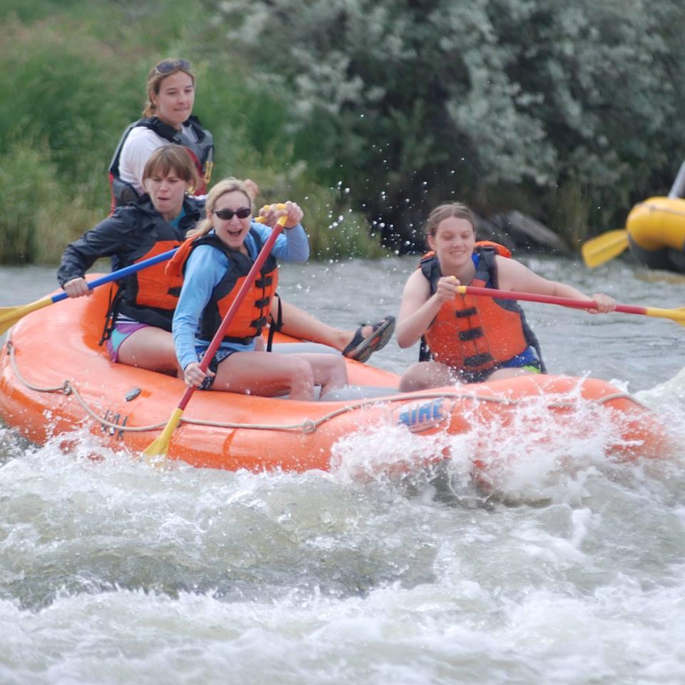 Park City River Rafting