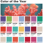 Drumroll, Please! PANTONE'S Color of 2019 is Living Coral