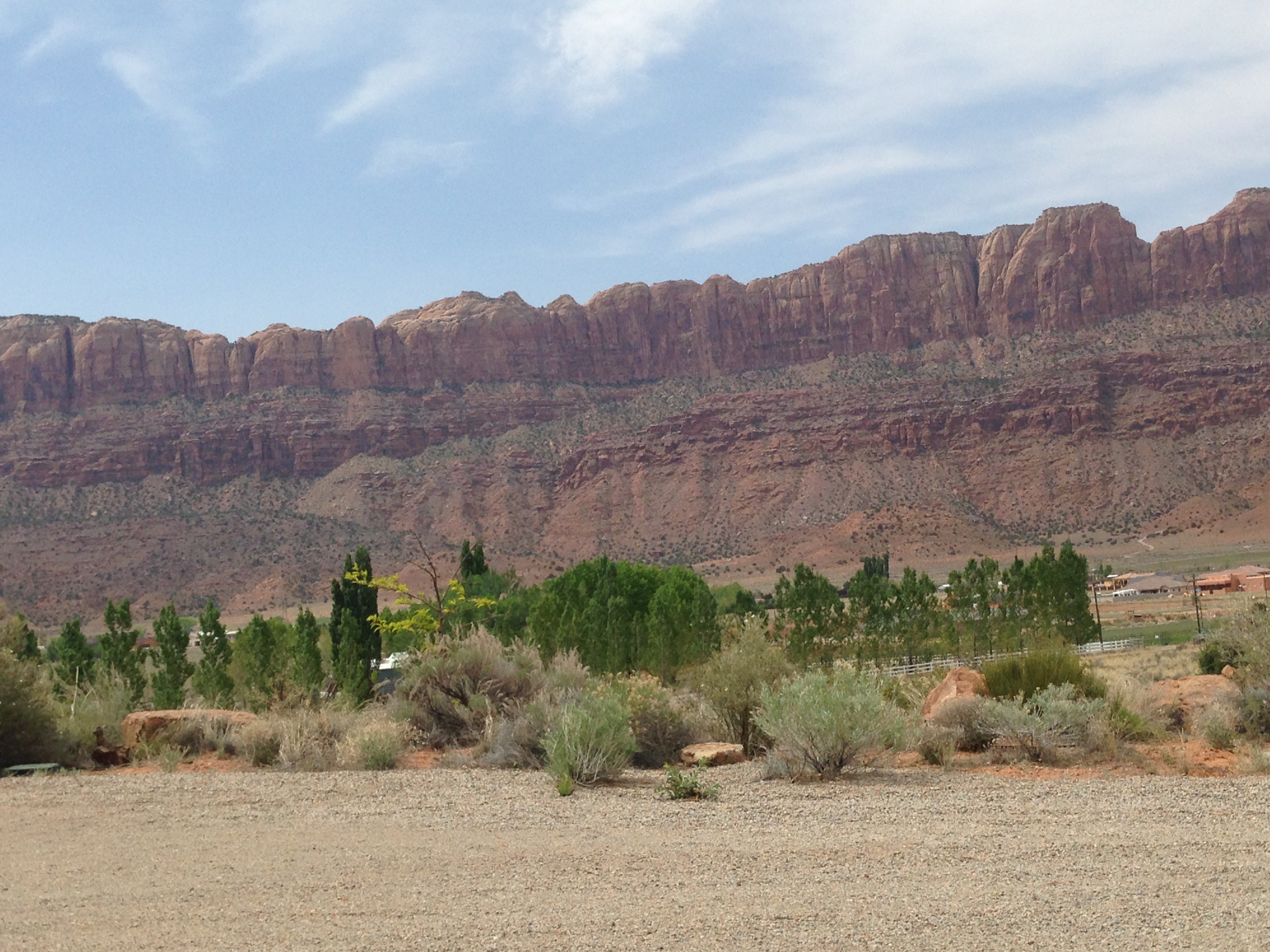Moab - home to two gorgeous parks
